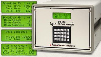 Permalink to: DT-100 Weld Programmer